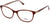 Candies CA0159 Geometric Eyeglasses 047-047 - Light Brown