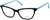 Candies CA0170 Geometric Eyeglasses 001-001 - Shiny Black