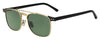 JMC Alan/S Rectangular Sunglasses 0807-Black