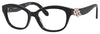 KS Amelina Rectangular Eyeglasses 0807-Black