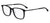 Boss (hub) Boss 0950/F Square Eyeglasses 0003-0003  Matte Black (00 Demo Lens)
