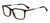 Boss (hub) Boss 0995 Square Eyeglasses 0086-0086  Dark Havana (00 Demo Lens)