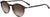 Adensco BOSS 1003/S Oval Modified Sunglasses 0TV7-0TV7  Brown Shaded Gray (HA Brown Gradient)