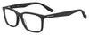BOSS ORANGE Bo 0267 Rectangular Eyeglasses 3-MTT BLACK