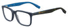 BOSS ORANGE Bo 0267 Rectangular Eyeglasses 0I8V-BLUE HAVANA BLU