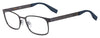BOSS ORANGE Bo 0287 Rectangular Eyeglasses 009Q-BROWN