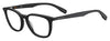 BOSS ORANGE Bo 0302 Rectangular Eyeglasses 3-MTT BLACK