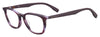 BOSS ORANGE Bo 0302 Rectangular Eyeglasses 02OF-MTVLTHORN