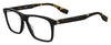 BOSS ORANGE Bo 0338 Rectangular Eyeglasses 807-BLACK