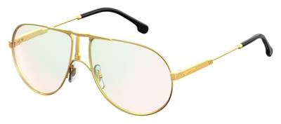 Carrera 1109 Aviator Eyeglasses 0001-Yellow Gold