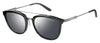 Carrera 127/S Square Sunglasses 0I48-Gray Ruthenium
