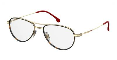 Carrera 169/V Aviator Eyeglasses 006J-Gold Havana