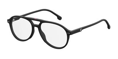 Carrera 2002T/V Aviator Eyeglasses 0003-Matte Black