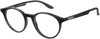 Carrera CA 5544 Tea Cup Eyeglasses 0D28-0D28  Shiny Black (00 Demo Lens)