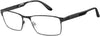 Carrera CA 8822 Rectangular Eyeglasses 010G-010G  Matte Black Black (00 Demo Lens)