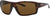 Adensco CHALLIS BF Rectangular Sunglasses 0820-0820  Dark Havana (SP Bronze Pz)