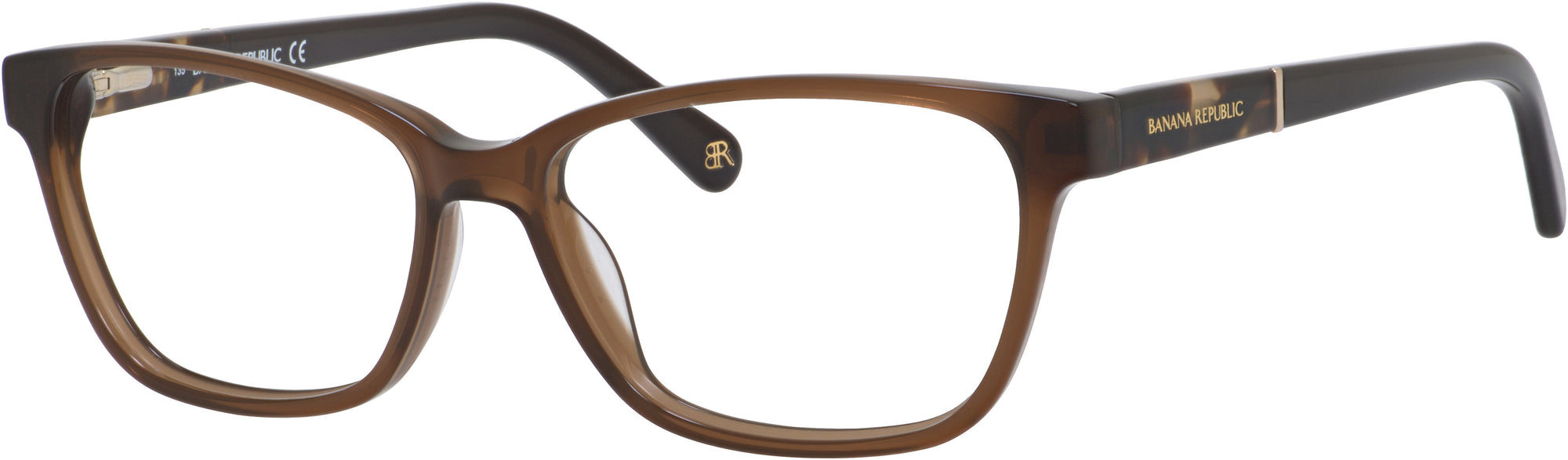 Banana Republic Clare Cat Eye/butterfly Sunglasses 009Q-009Q  Brown (00 Demo Lens)