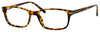 Denim Denim 165 Rectangular Eyeglasses 0086-0086  Dark Havana (00 Demo Lens)