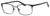 Banana Republic Edmund Square Eyeglasses 0003-0003  Matte Black (00 Demo Lens)