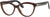Givenchy GV 0009 Cat Eye/Butterfly Eyeglasses 0QON-0QON  Havana Black (00 Demo Lens)