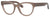 GIVENCHY Gv 0012 Cat Eye/Butterfly Eyeglasses 0CJD-OPAL MUD