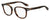 GIVENCHY Gv 0033 Aviator Eyeglasses 0086-Dark Havana