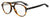 GIVENCHY Gv 0066 Aviator Eyeglasses 0086-Dark Havana