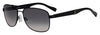 HUGO BOSS (HUB) Hg 0133/S Navigator Sunglasses 0003-Matte Black