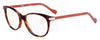 HUGO BOSS (HUB) Hg 0184 Cat Eye/Butterfly Eyeglasses 00T4-Havana Pink (Back Order 2 weeks)