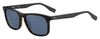 HUGO BOSS (HUB) Hg 0317/S Rectangular Sunglasses 0086-Dark Havana