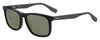 HUGO BOSS (HUB) Hg 0317/S Rectangular Sunglasses 0807-Black