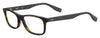 HUGO BOSS (HUB) Hg 0319 Rectangular Sunglasses 0086-Dark Havana