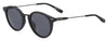 HUGO BOSS (HUB) Hg 0326/S Oval Modified Sunglasses 0003-Matte Black