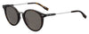 HUGO BOSS (HUB) Hg 0326/S Oval Modified Sunglasses 0086-Dark Havana (Back Order 2 weeks)