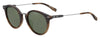 HUGO BOSS (HUB) Hg 0326/S Oval Modified Sunglasses 0HGC-Brown Havana