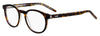 HUGO BOSS (HUB) Hg 1007 Oval Modified Eyeglasses 0KRZ-Havana Crystal (Back Order 2 weeks)