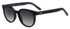 HUGO BOSS (HUB) Hg 1011/S Oval Modified Sunglasses 0807-Black
