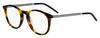 HUGO BOSS (HUB) Hg 1017 Tea Cup Eyeglasses 0086-Dark Havana