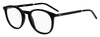 HUGO BOSS (HUB) Hg 1017 Tea Cup Eyeglasses 0807-Black