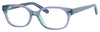 Juicy Couture Juicy 920 Round Eyeglasses 0JMQ-0JMQ  Aqua Pink Crystal (00 Demo Lens)