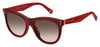 MJ Marc 118/S Tea Cup Sunglasses 0OPE-Burgundy