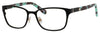 KS Ninette Us Rectangular Eyeglasses 0003-Matte Black