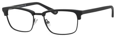 BN Otis Square Eyeglasses 0807-Black