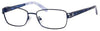 SAKS FIFTH AVE Saks 273 Rectangular Eyeglasses 0DA4-Navy