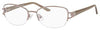 SAKS FIFTH AVE Saks 296 Rectangular Eyeglasses 01N5-Coral