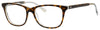 Tommy Hilfiger T. Hilfiger 1234 Cat Eye/butterfly Eyeglasses 01IL-01IL  Havana Green (00 Demo Lens)