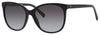 Tommy Hilfiger T. Hilfiger 1448/S Rectangular Sunglasses 08Y5-08Y5  Black Gray (9O Dark Gray Gradient)