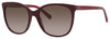 Tommy Hilfiger T. Hilfiger 1448/S Rectangular Sunglasses 0A1C-0A1C  Red (K8 Brown Gradient)