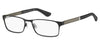 Tommy Hilfiger T. Hilfiger 1479 Rectangular Eyeglasses 0807-0807  Black (00 Demo Lens)