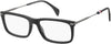 Tommy Hilfiger TH 1538 Rectangular Eyeglasses 0003-0003  Matte Black (00 Demo Lens)